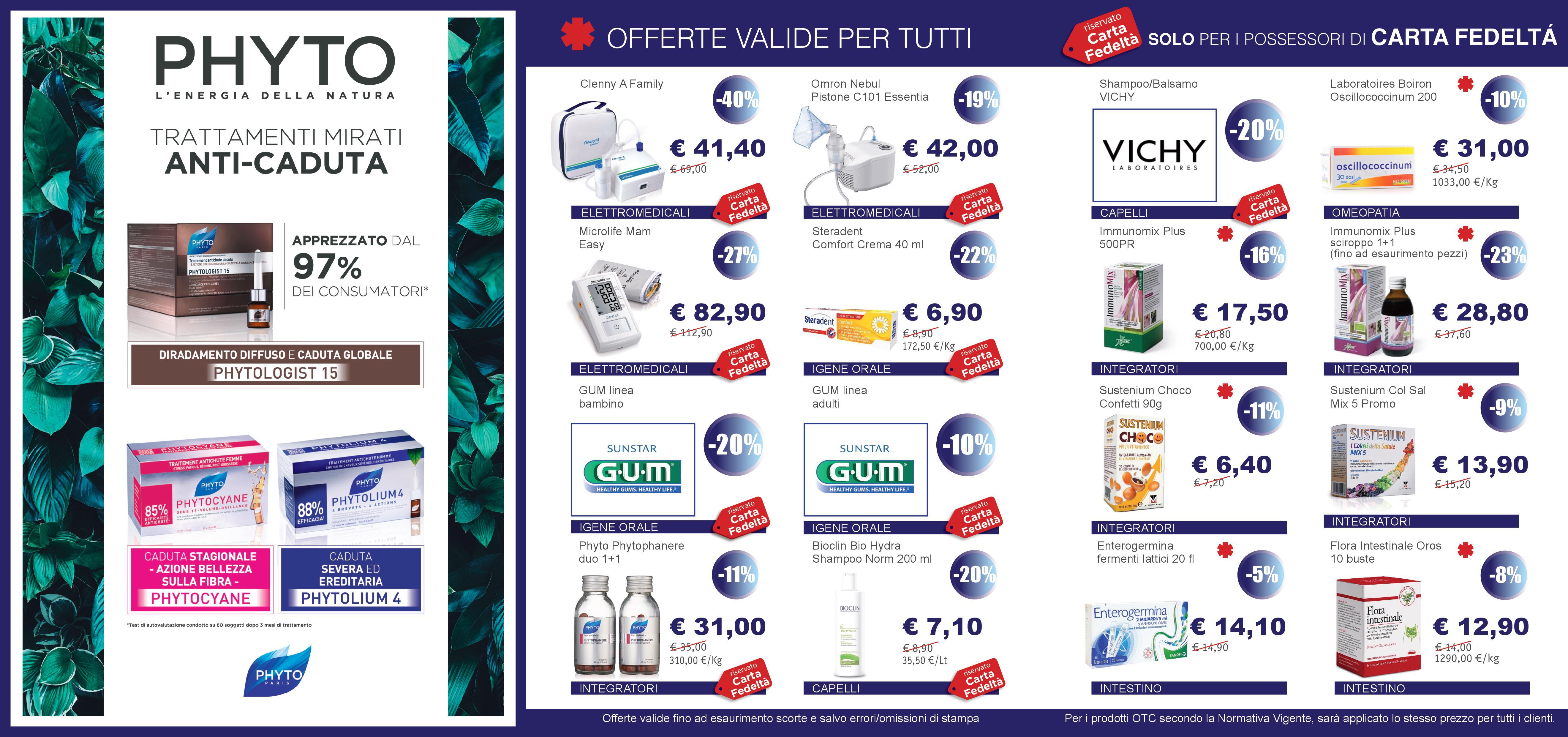 promozioni speciali e promozioni di prodotti 2018 Nuove